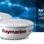 Raymarine Lukket Radar